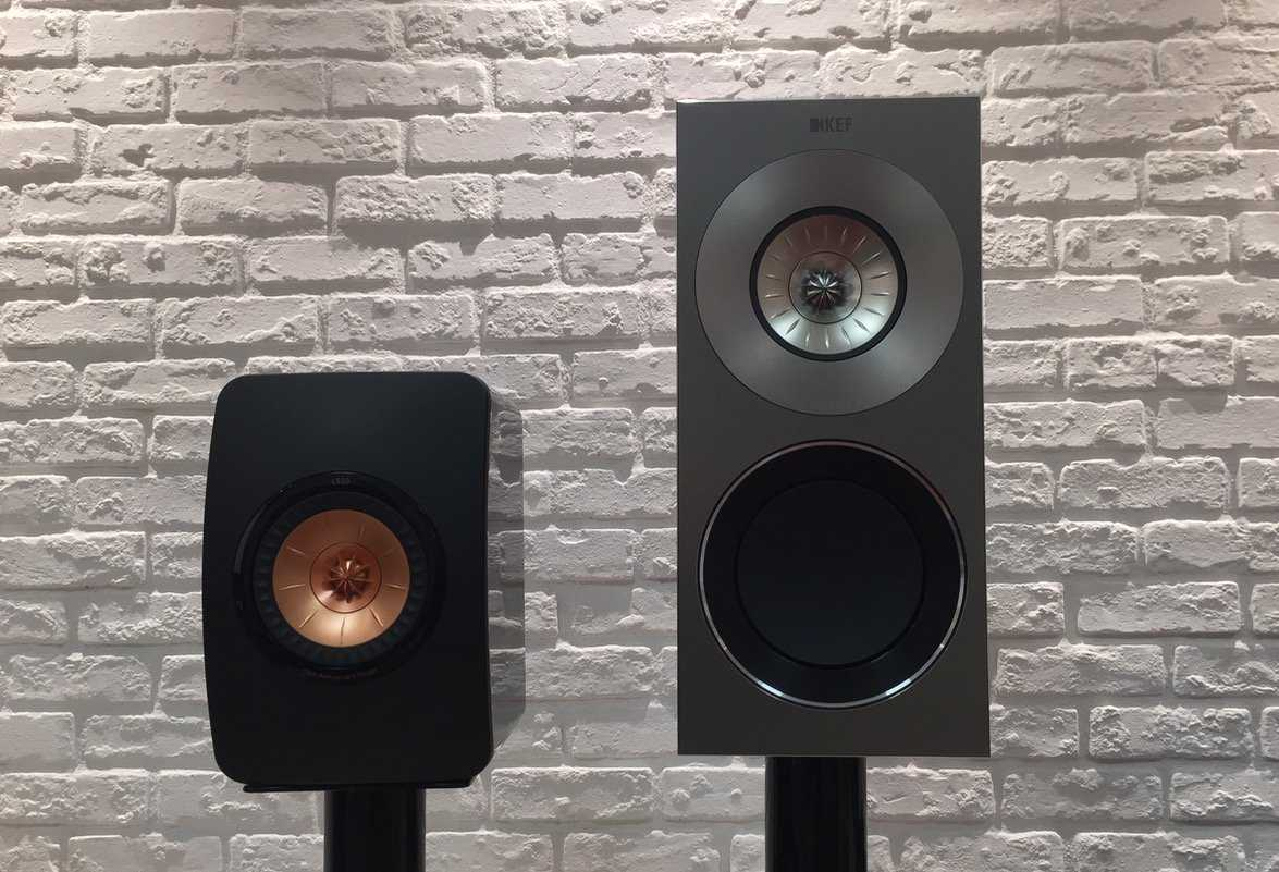 KEF REFERENCE 1 : UNBOXING