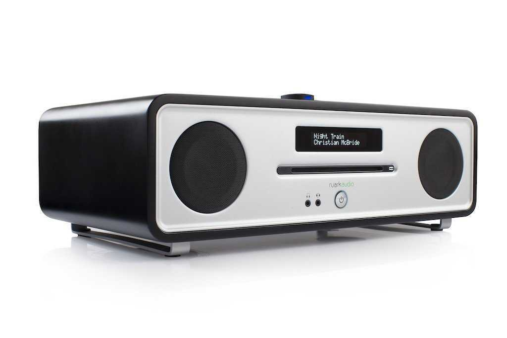 Radio Bluetooth con CD – Ruark R4 – Sistema Audio Integrato