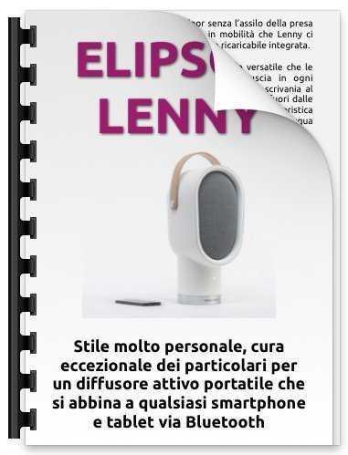 ELIPSON Lenny: la prova HIFIGHT