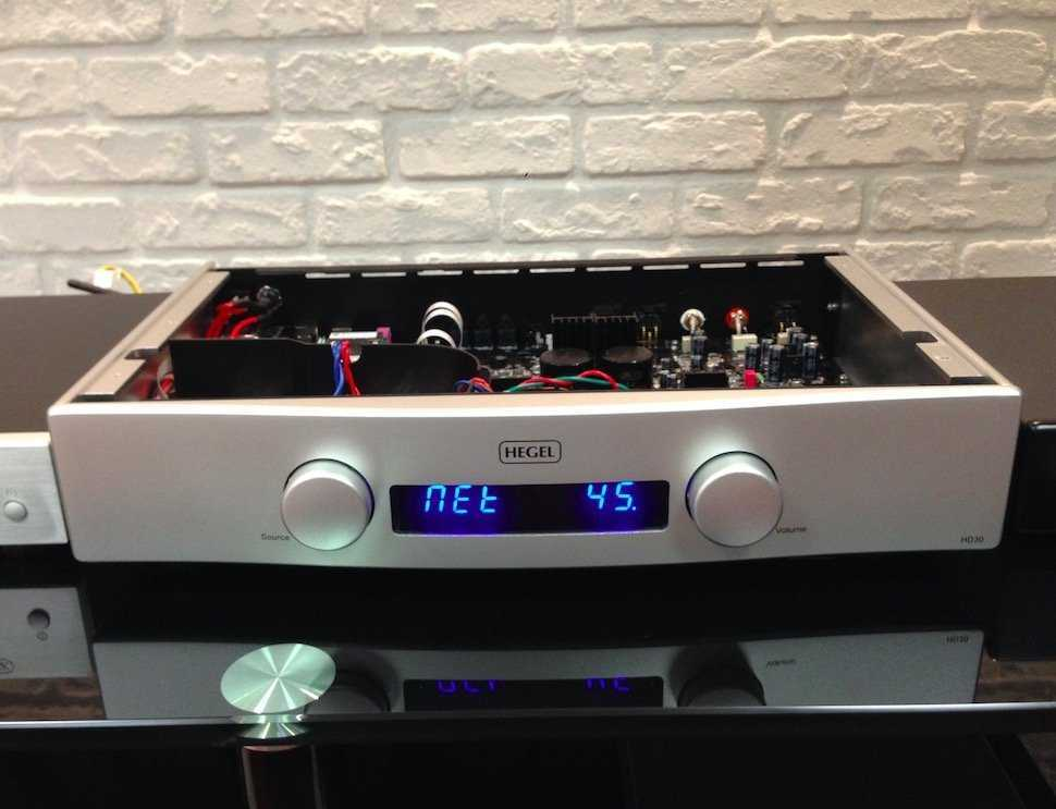 "HEGEL HD30 ""IL"" DAC"