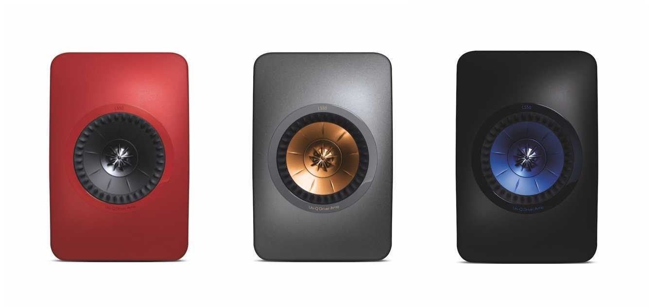 KEF LS50 Limited Special Edition