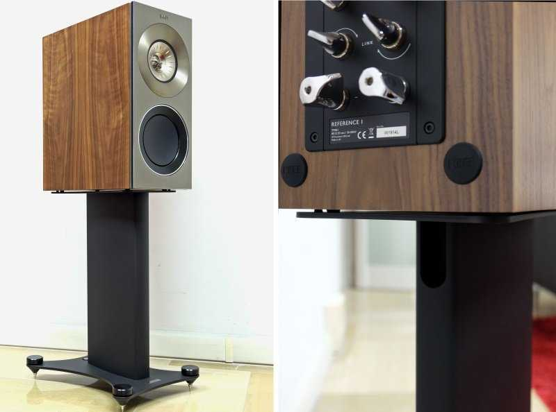 Recensione diffusori Kef Reference 1 by AudioVision