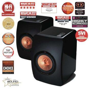 KEF LS50 Diffusori da scaffale Hi-Fi - I Più premiati al mondo