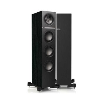 KEF Q500 Black (Phase Out) - Diffusori da pavimento