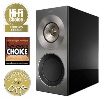 KEF Reference 1 - Diffusori da Scaffale High End di riferimento