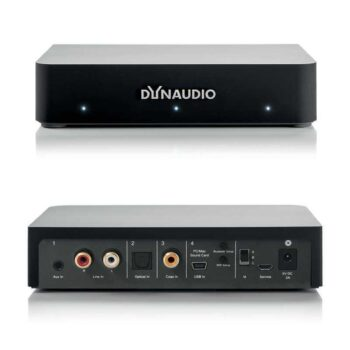 DYNAUDIO Connect - ingressi cablati e wireless per sistemi XEO e FOCUS XD