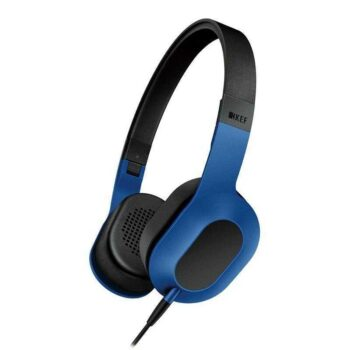 KEF M400 - Cuffie Hi-Fi - Racing Blue