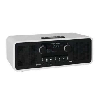 TANGENT Alio Stereo Baze - CD/DAB+/FM - Radio Sveglia - White