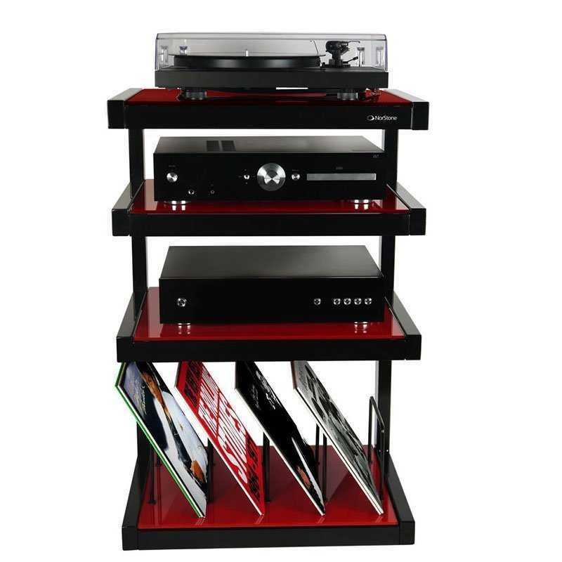 Norstone esse vinyl mobile hifi e dischi - Porta dischi vinile ...