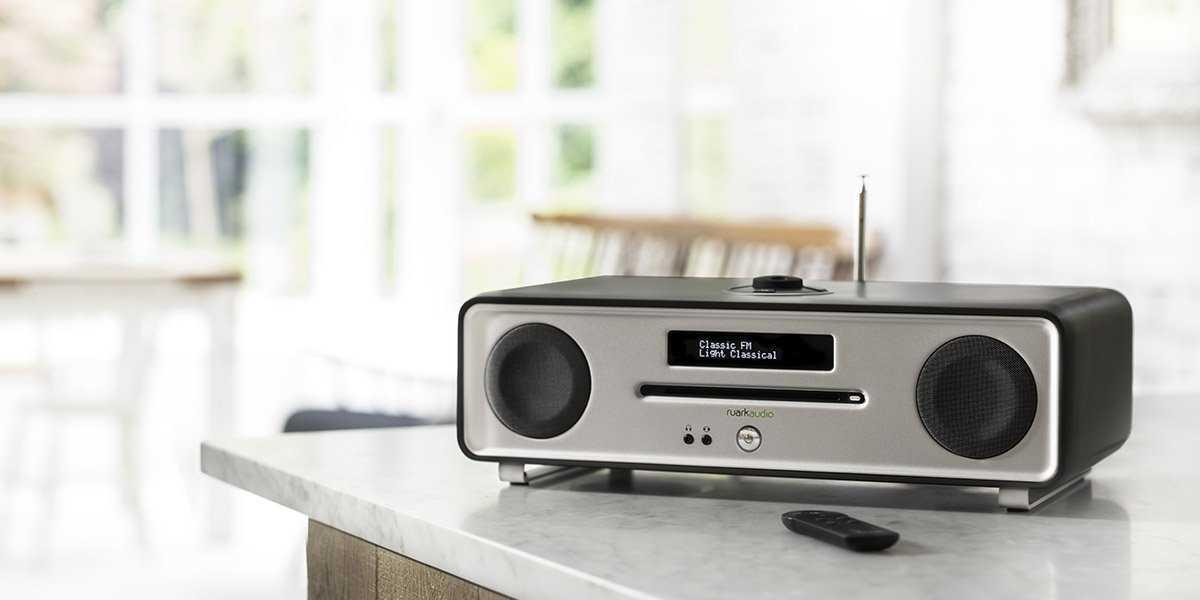 Radio Bluetooth con CD – Ruark R4 – Sistema Audio Integrato