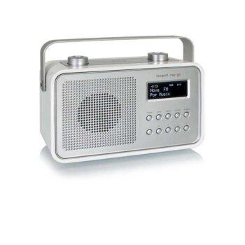 TANGENT Dab2Go BT - Radio - White