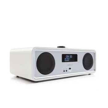 RUARK R2 - Sistema integrato WiFi di streaming musicale compatto DAB+ - White