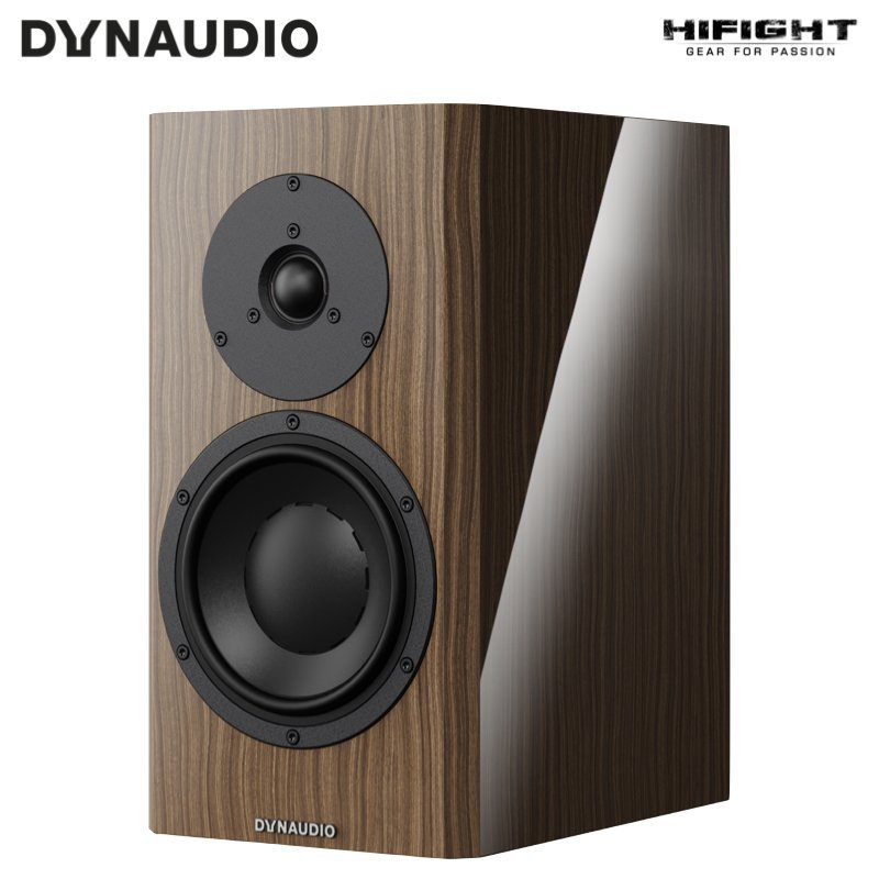 dynaudio special forty @ hifight – 6 – ebony wood
