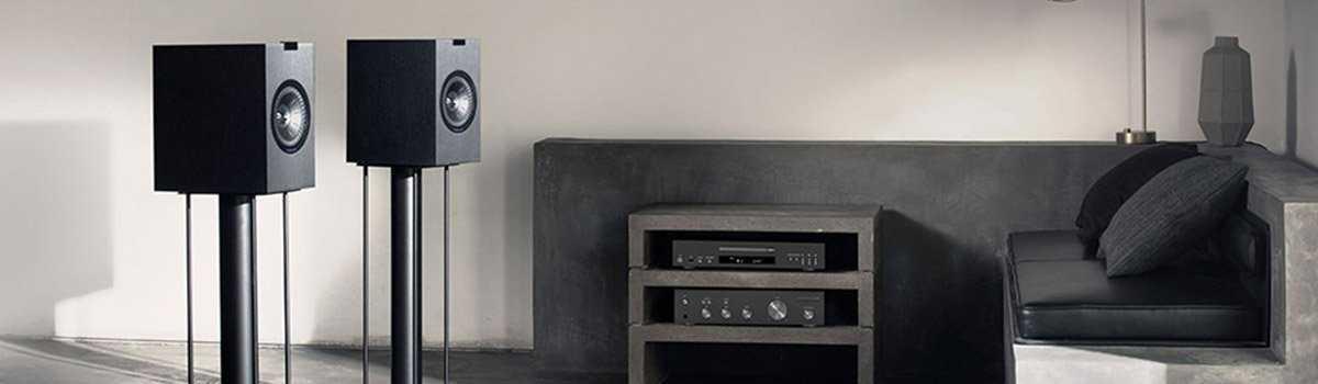 KEF Q350 – Recensione AudioReview