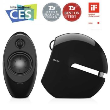 EDIFIER Luna HD - Diffusori audio attivi wireless di design