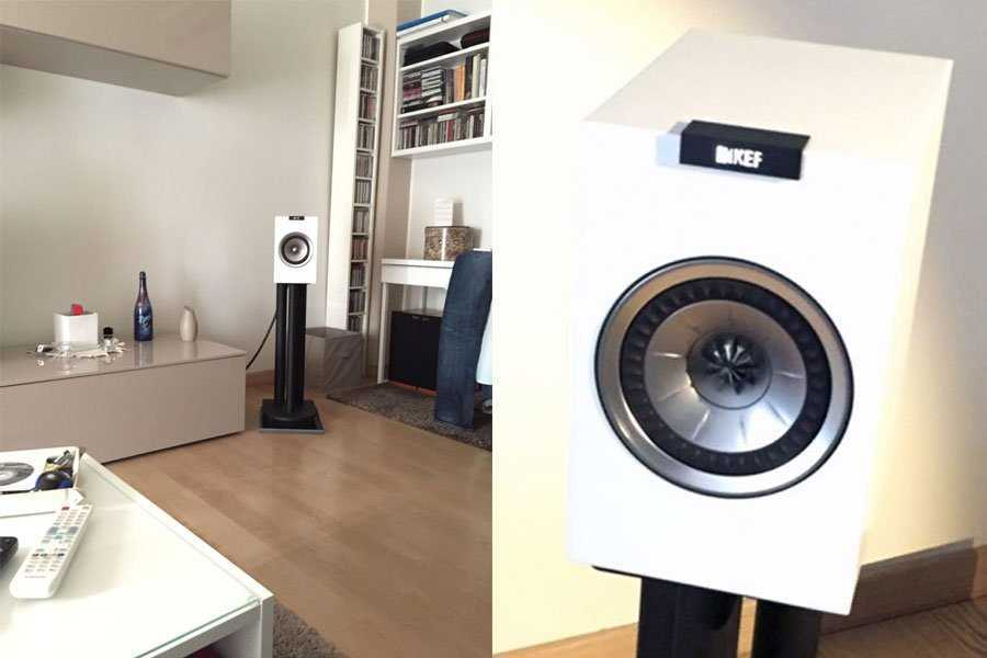INTEGRATO CREEK EVOLUTION 50 & KEF R100 – RECENSIONE