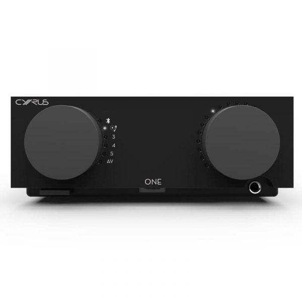 CYRUS One - Sistema Audio HiFi Integrato con App dedicata e Pre-Phono