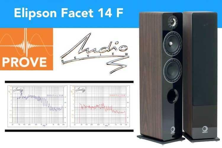 Recensione ELIPSON PRESTIGE FACET 14F by Audioreview