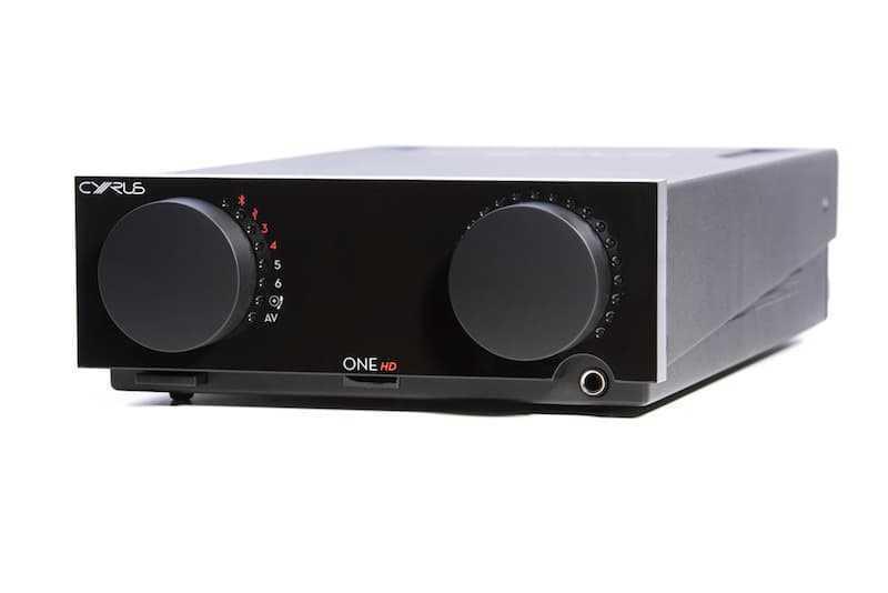 Amplificatore Integrato: CYRUS ONE HD integrato full optional