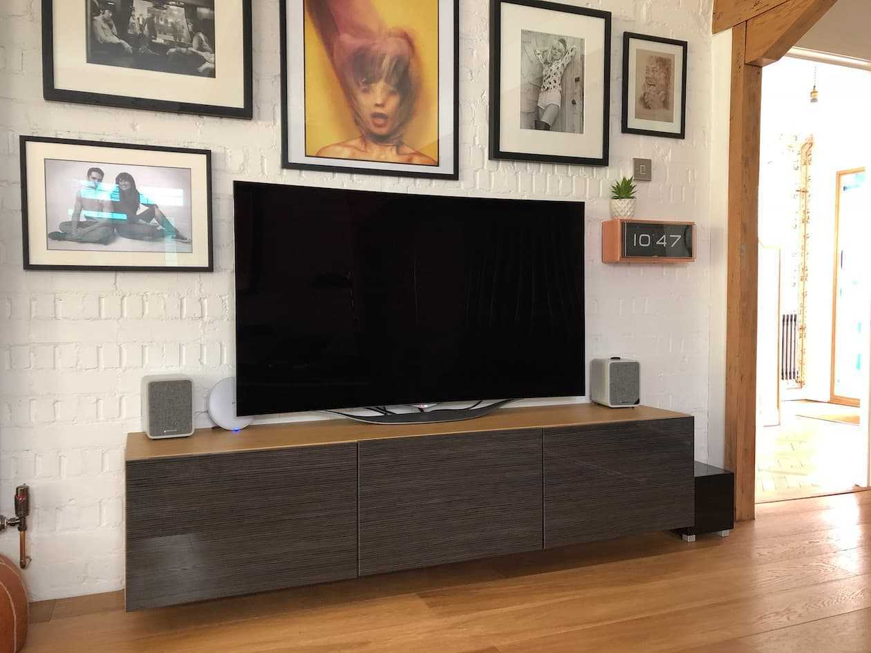 televisione con Ruark Mr1 Bluetooth