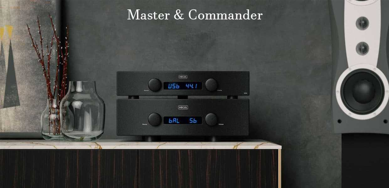 Distributore Prodotti Audio Hi-Fi - Amplificatori - Diffusori