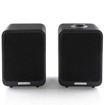 RUARK MR1 BLACK (PHASE OUT) - Diffusori Amplificati Bluetooth