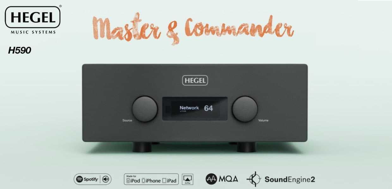 Banner Hegel H590 master e Commander