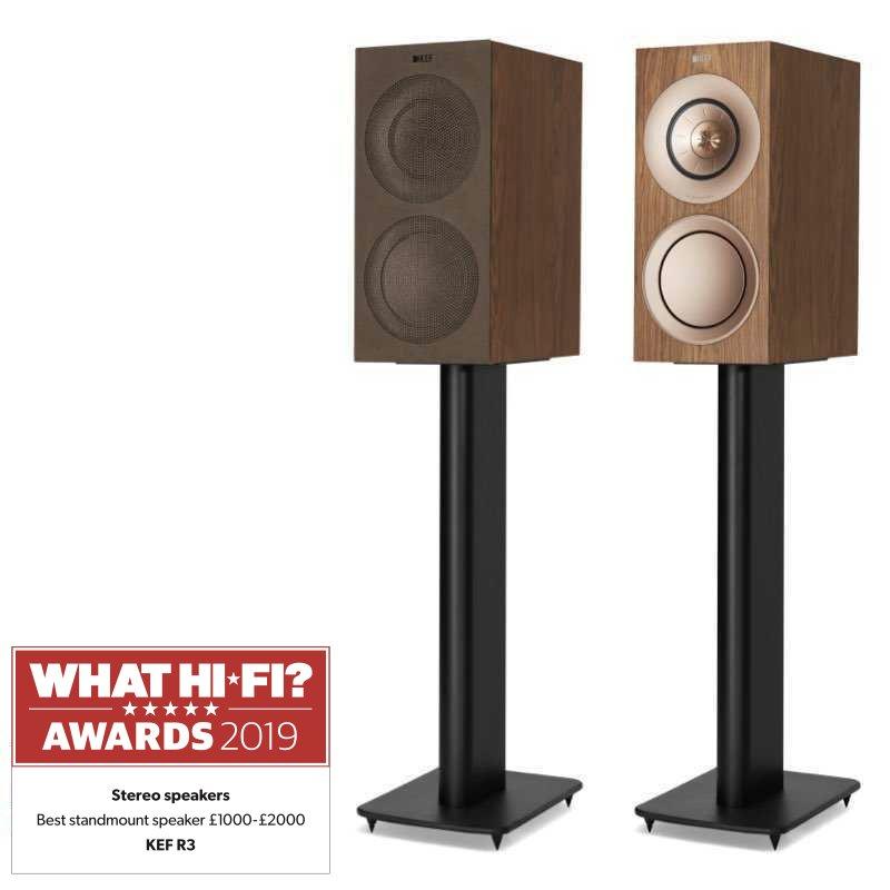 KEF R3 best speaker – 3
