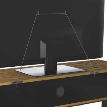 Norstone Safeline - protezione anti caduta per TV