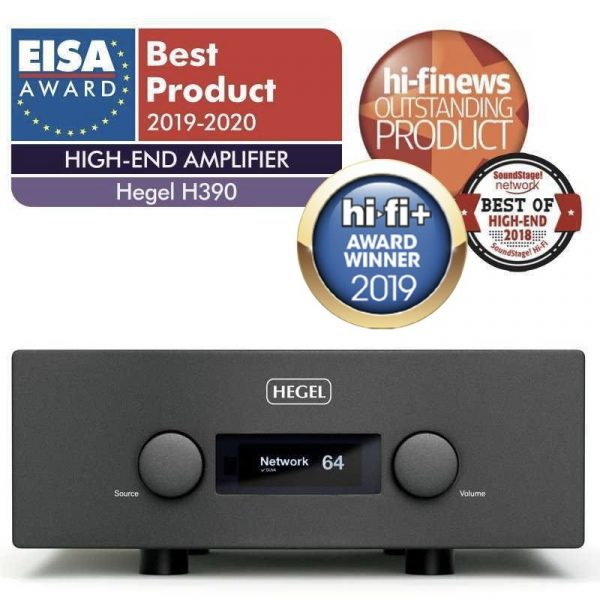 H390 best amplifier hifi