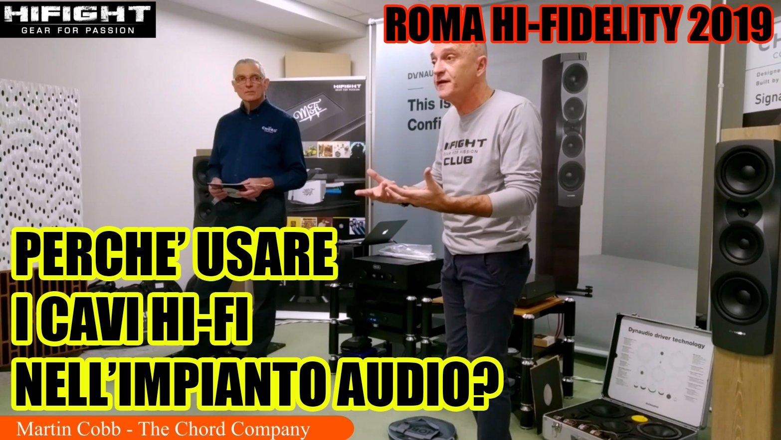 Roma HI-Fidelity 2019 – Presentazione Hegel H590