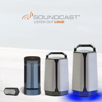 hifight soundcast speaker portatili